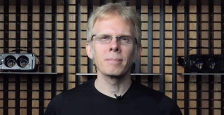 Carmack ya no dedicará tanto tiempo a Oculus por un nuevo proyecto