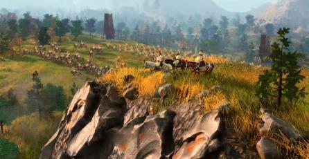 ¡Da el primer vistazo a <em>Age of Empires IV</em>!