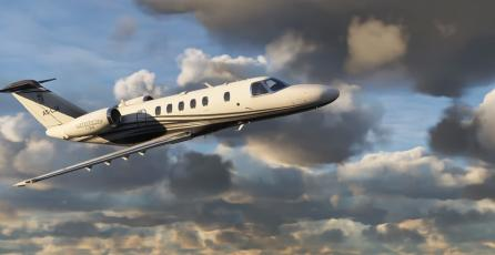 Asómbrate con el nuevo trailer con gameplay de <em>Microsoft Flight Simulator</em>