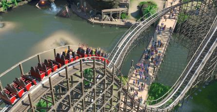 La diversión de <em>Planet Coaster</em> está en camino a consolas