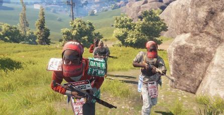 El entorno hostil de <em>Rust</em> estará disponible en Xbox One y PS4