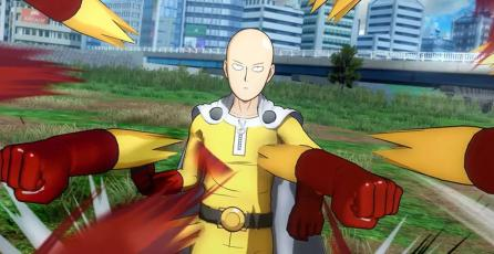 Confirman fecha de estreno para <em>ONE PUNCH MAN: A HERO NOBODY KNOWS</em>