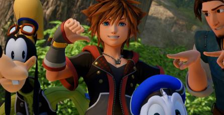 Demo de <em>Kingdom Hearts III </em>llega a PlayStation 4 y Xbox One