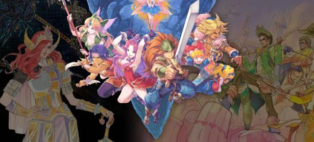 Vivimos una tarde llena de nostalgia con Square Enix