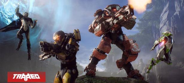 BioWare planea un rediseño completo de Anthem