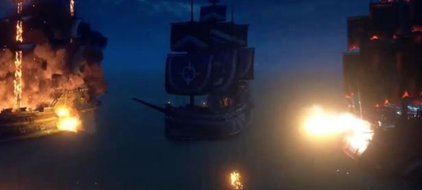 Pronto descubrirás el misterio del Ashen Dragon en <em>Sea of Thieves</em>
