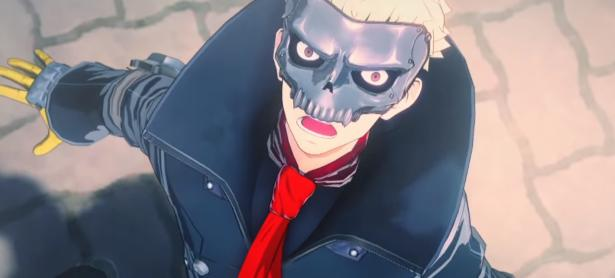 Ryuji Sakamoto luce a su devastadora Persona en este trailer de <em>Persona 5 Scramble</em>