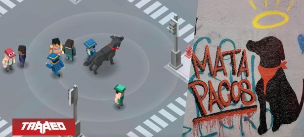 Negro Matapacos: Estudio chileno desarrolla videojuego en honor al querido perro