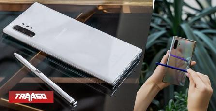 Galaxy Note10 rompe el récord de ventas en América Latina