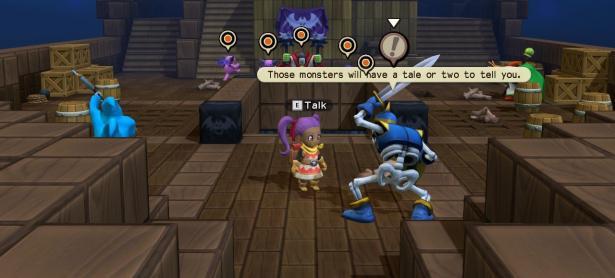 ¡<em>Dragon Quest Builders 2 </em>está en camino a PC!