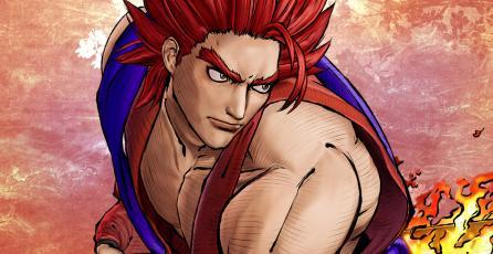 Kazuki Kazama lleva el calor a los enfrentamientos de <em>Samurai Shodown</em>