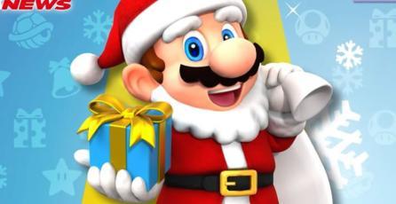 <em>Mario Kart Tour</em> recibirá la Navidad con estas increíbles novedades