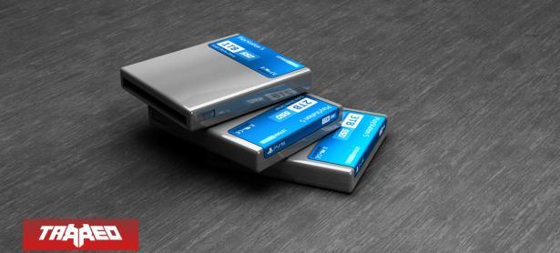 Actualizado: Los cartuchos SSD no son para la PS5