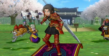 Square Enix lanzará una nueva manera de jugar <em>Dragon Quest X</em>