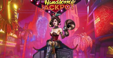 Asaltarás un casino espacial con Moxxi en el DLC de <em>Borderlands 3</em>