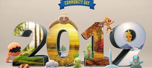 <em>Pokémon GO</em> despedirá 2019 con un épico Día de la Comunidad
