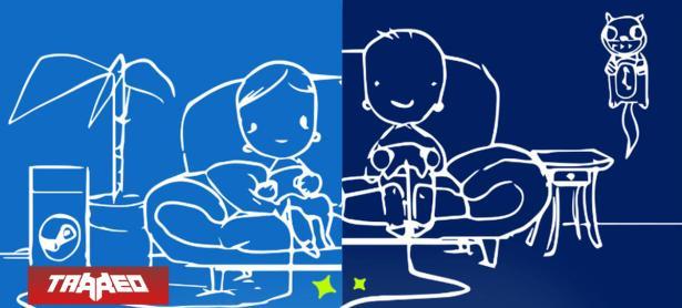 Steam Remote Play Together es lanzado oficialmente y lo festeja con rebajas