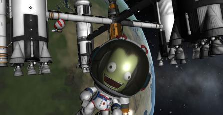 Nuevas sorpresas llegarán con la expansión de <em>Kerbal Space Program</em>