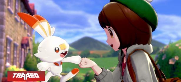 Pokémon Espada y Escudo es el juego vendido más rápido de la Nintendo Switch hasta ahora