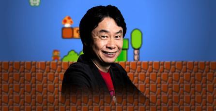 Shigeru Miyamoto, el materialista de sueños