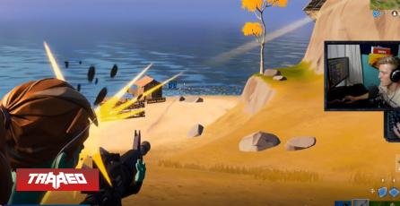 Epic investiga un problema que hace que los tiros de sniper no hagan daño en Fortnite
