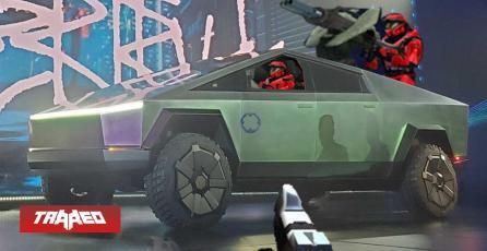 Internet se llena de memes por el Cybertruck de Tesla que parece auto de PS1 o N64