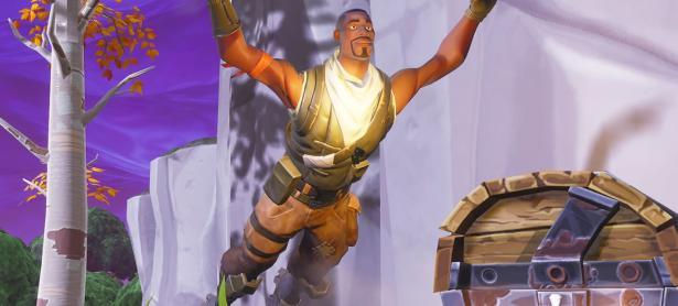 Encuentran otro glitch de <em>Fortnite: Battle Royale</em> que evita el daño por caídas