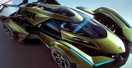Lamborghini presenta su nuevo auto concepto para <em>Gran Turismo Sport</em>