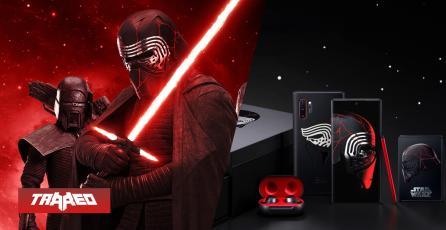 Anunciada edición especial de teléfono Samsung con tema de Star Wars