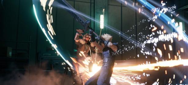 <em>Final Fantasy VII Remake</em>: hay nuevas capturas con acción, chocobos y más