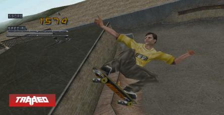 Rumor afirma que los remake de Tony Hawk's Pro Skater 1 y 2 podrían estar en desarrollo