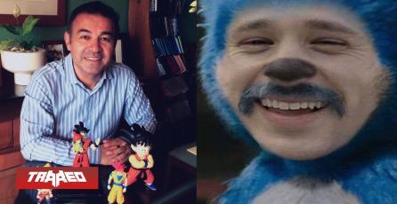 Mario Castañeda opina sobre el papel de Luisito Comunica en el doblaje de Sonic
