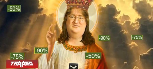 Las ofertas de otoño/Blackfriday de Steam ya están aquí