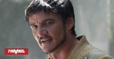 Chileno Pedro Pascal es el actor más popular del momento encima de Joaquin Phoenix