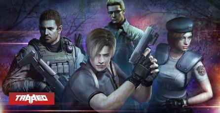 Personajes de la franquicia Resident Evil llegan como espíritus a Smash Bros. Ultimate
