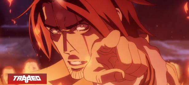 3ra temporada de Castlevania no llegará hasta 2020 en Netflix