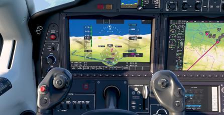 Las cabinas de aviación se verán mejor que nunca en <em>Microsoft Flight Simulator</em>