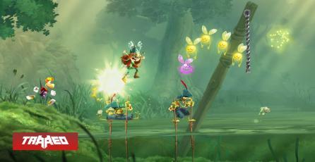 Rayman Legends gratis hasta el 6 de diciembre