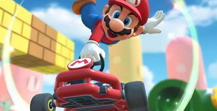 Esta será la nueva pista de <em>Mario Kart Tour</em>