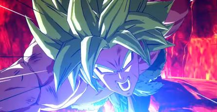 Checa la potencia devastadora del nuevo Broly en <em>Dragon Ball FighterZ</em>