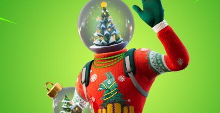 ¡Comienza a llegar contenido de Navidad a <em>Fortnite</em>!