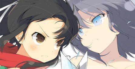 Así se verán Asuka y Yumi de <em>Senran Kagura</em> en <em>Kandagawa Jet Girls</em>