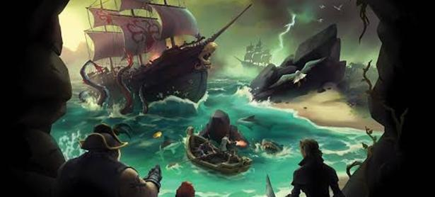 Ventas de <em>Sea of Thieves</em> sorprenden a Reino Unido durante Black Friday