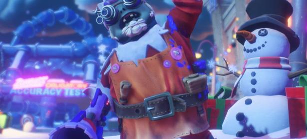 ¡Ya puedes celebrar Navidad en <em>Plants vs. Zombies: Battle for Neighborville</em>!