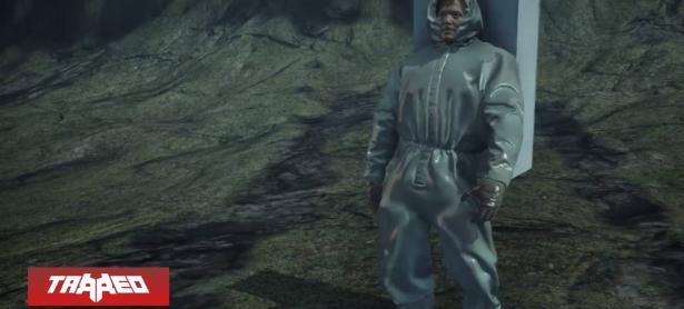 Man Standing: el videojuego que parodia Death Stranding ya tiene página en Steam