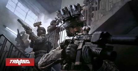 Primer campeonato de Call of Duty: Modern Warfare en Chile