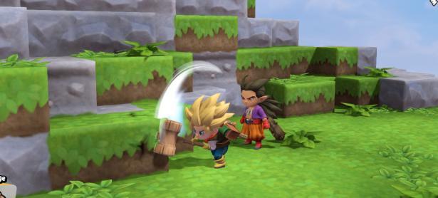 Prueba gratis <em>Dragon Quest Builders 2</em> en Steam