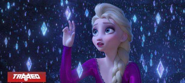 Frozen 2 se convierte en la película animada Disney más vista en su fin de semana de estreno en Chile