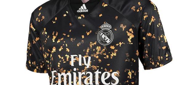 El Real Madrid presenta su nueva camiseta en colaboración con EA Sports