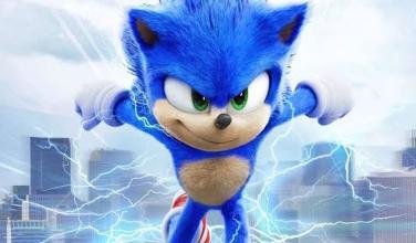 Sonic posa en redes sociales y presume su diseño para la película